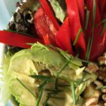 Avocado Salat