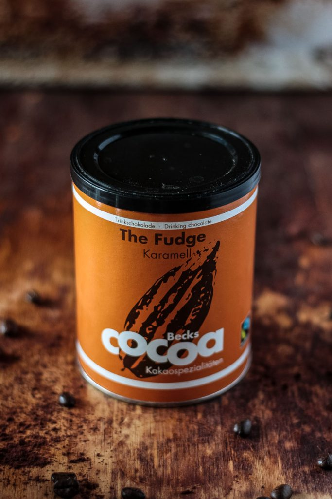 Becks Cocoa für veganen Eiskaffee