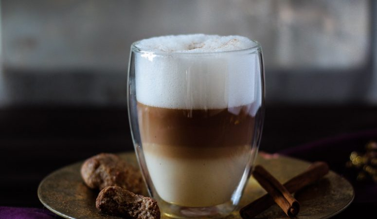 Vegan Monday – Veganer Lebkuchen Latte