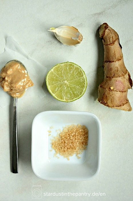 Ginger garlic sauce