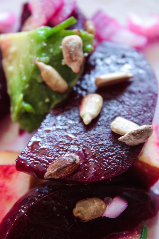 gratis rezeptkarte zum runterladen auf dem blog rote beete apfel salat mit vielen vitaminen und. Black Bedroom Furniture Sets. Home Design Ideas