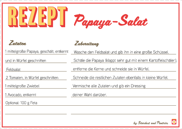 Stardust-and-Pantries-_Rezeptkarte_Papaya-Salat