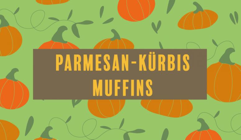 Vegetarische Rosmarin-Kürbis Muffins