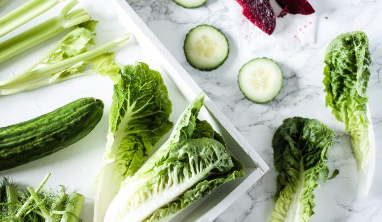 Obst und Gemüse richtig entsaften