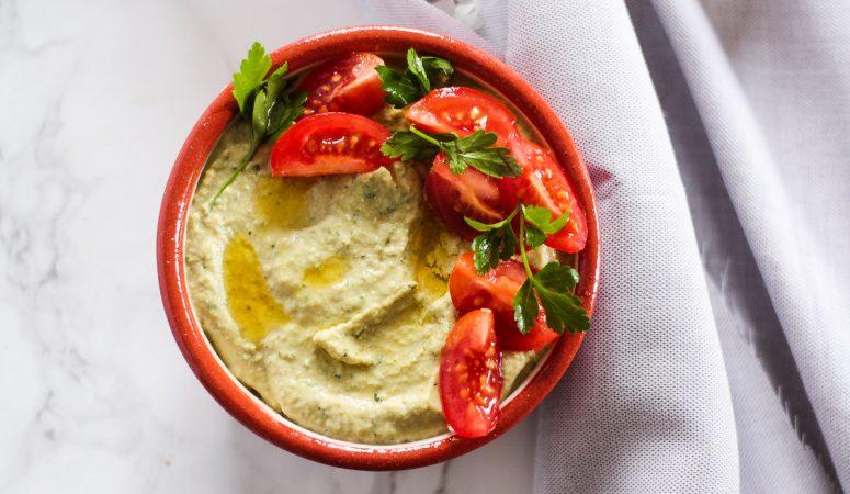 Vegan Monday – leichtes Zucchini Hummus