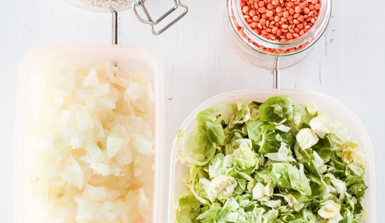 Gesundes Meal Prep – so klappt's!