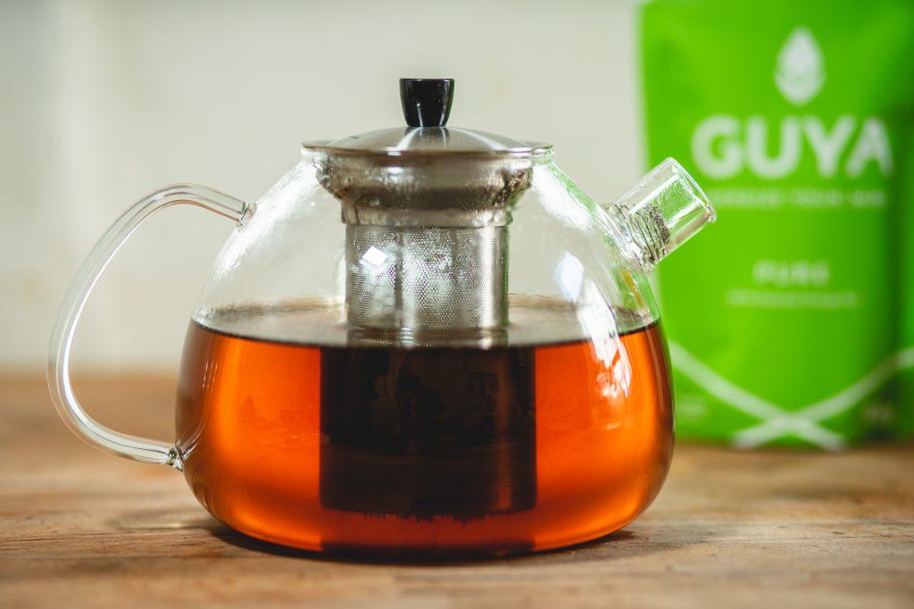 Alternativ zu Kaffee und Matcha Tee: Guayusa Tee!